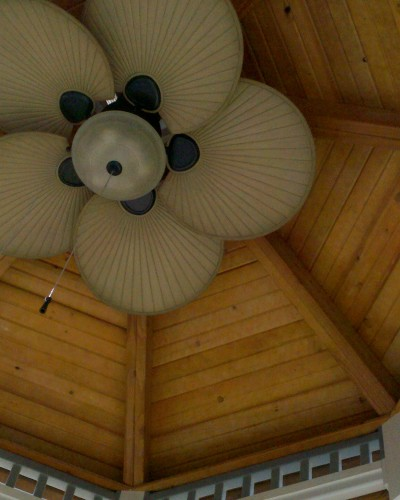 Gazebo Ceiling Fan