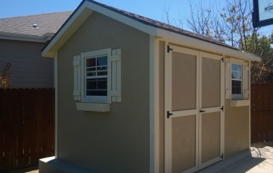 8x12 Cottage