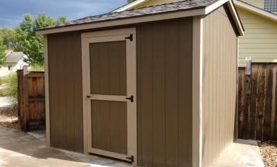 Fort Collins Shed