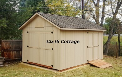 12x16 Cottage