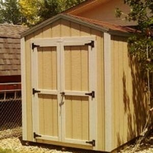 Primed Economy Shed