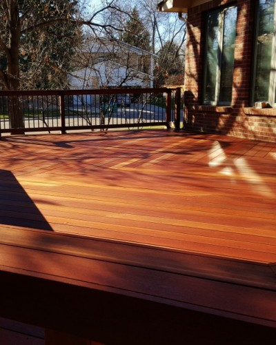 Wood And Composite Custom Decks / Decking