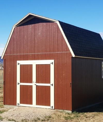 Hip Roof Barn