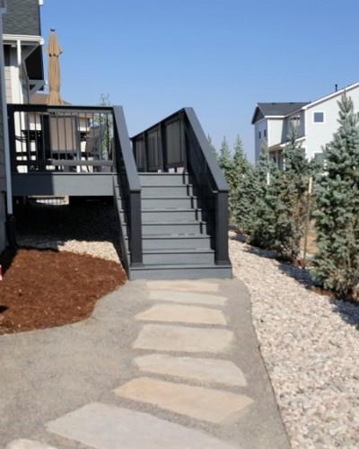 deck construction Fort Collins