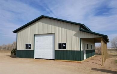Colorado pole barn